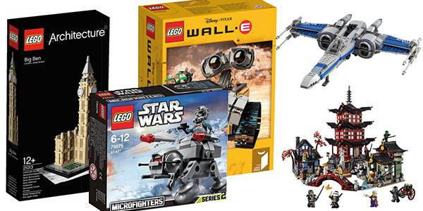 e95d9d4cb 25% de regalo en una selección de juguetes LEGO en El Corte Inglés ...