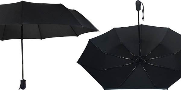 Paraguas plegable automático Umenice barato