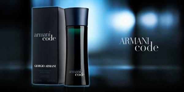 Eau de toilette Armani Code 75 ml