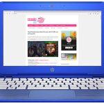 Portátil HP Stream 11-r000ns