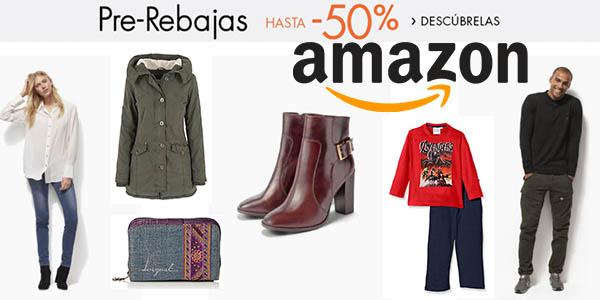 bb5b3942d5b Hasta -50% en las Pre-Rebajas de Moda en Amazon España ¡Adelántate a ...