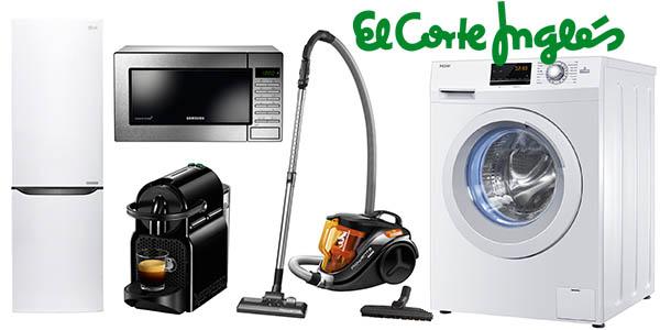 dc75ec271972 Hasta -20% en grandes y pequeños electrodomésticos en El Corte Inglés