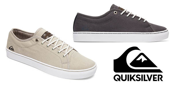 quiksilver cove canvas zapatillas baratas