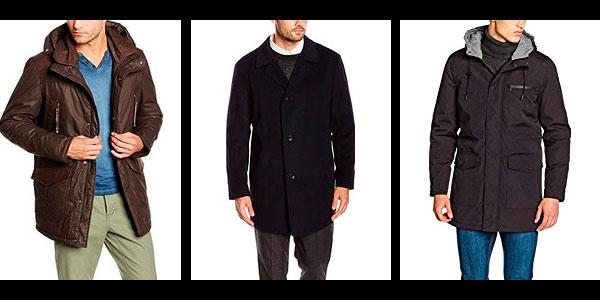 7b8e45f4b0b ... Jack & Jones… en estas mega rebajas previas de Amazon vas a encontrar  abrigos y chaquetas para hombre de las mejores marcas a precios de  escándalo, ...