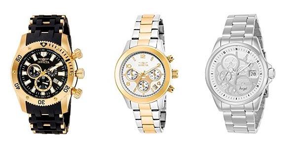 Reloj invicta de mujer precios