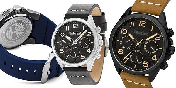 094550c6ce1c SÓLO HOY  -50% de descuento en selección de relojes Timberland en Amazon