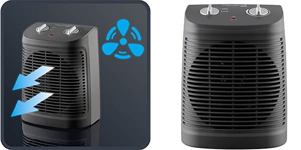 rowenta comfort compact calefactor aire 2000W