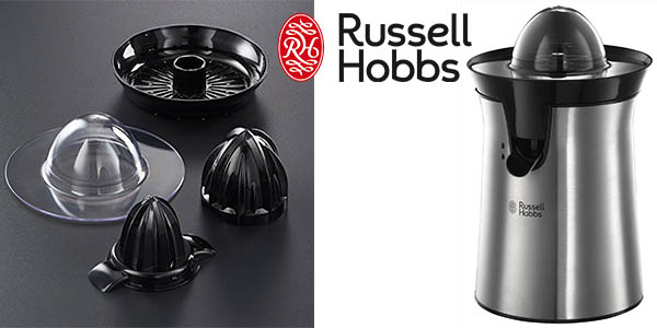 russell hobbs 22760-56 exprimidor automatico barato