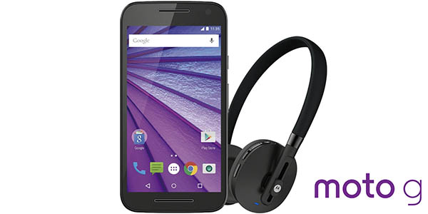 Smartphone Moto G 3rd Gen Music
