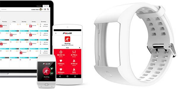 Smartwatch Polar M600 barato