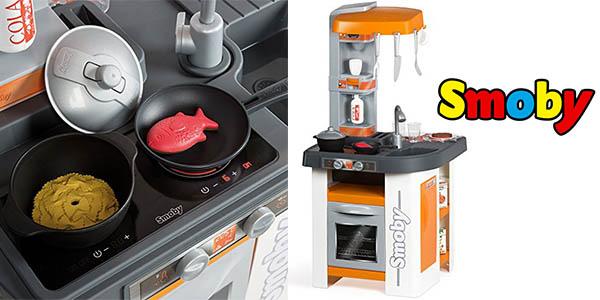 Chollo flash cocina studio smoby por s lo 43 34 con for Cocina juguete carrefour