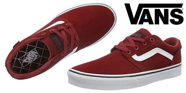 zapatillas vans chapman stripe para hombre por s lo 36 76 con env o gratis. Black Bedroom Furniture Sets. Home Design Ideas