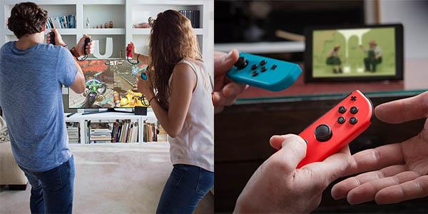 Reservar accesorios Nintendo Switch