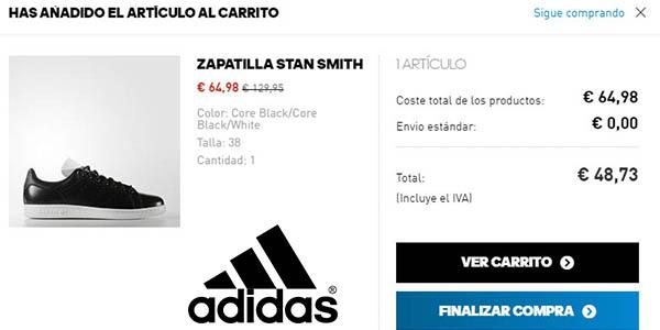 Adidas descuentos Crazy Tuesday zapatillas Stan Smith