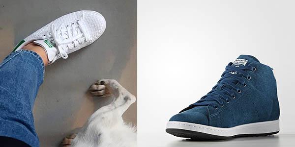 promo code 302b9 cfed5 Adidas Stan Smith bambas para mujer y hombre rebajadas