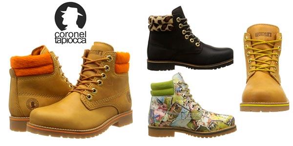 c9cf5d291df Hablamos de estas botas para mujer Coronel Tapioca C355, disponibles en  varios colores clásicos y también con estampados muy originales, que te  puedes ...