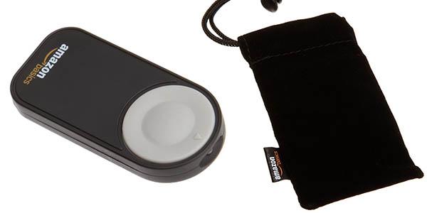 Disparador inalámbrico para cámara réflex digital Nikon AmazonBasics