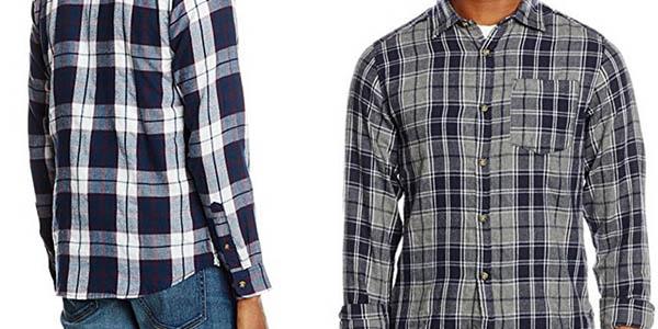 jack jones camisa jorchristopher slim fit camisa cuadros casual precio brutal