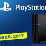 Juegos gratis con PS Plus abril 2017