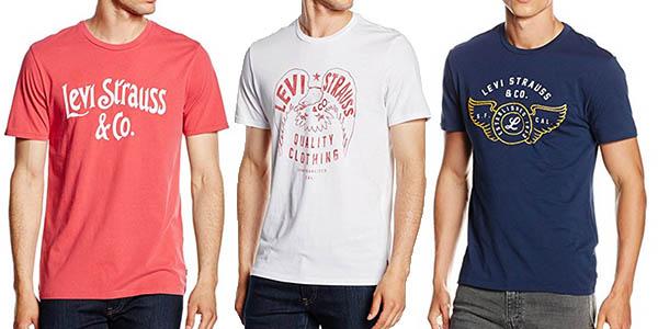 Levi's Camiseta - para Hombre VWnQQrqTS