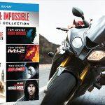 Pack Misión: Imposible en Blu-ray