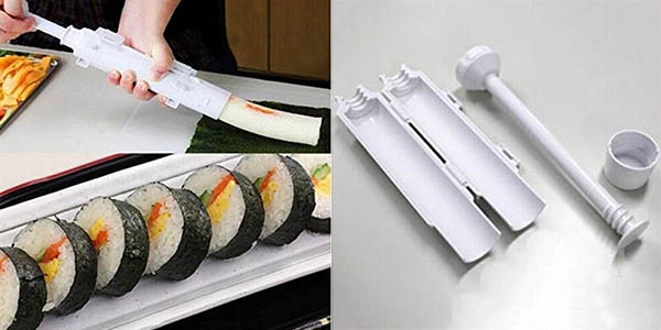 Chollo Molde Ueetek Para Hacer Sushi Fácil Y Rápidamente Por