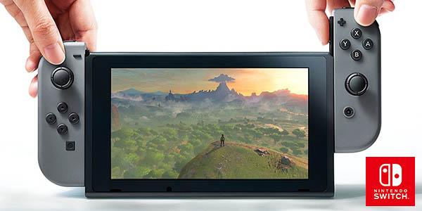 Nintendo Switch barata