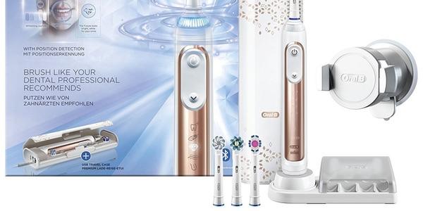Cepillo de dientes eléctrico Oral-B Genius 9000P