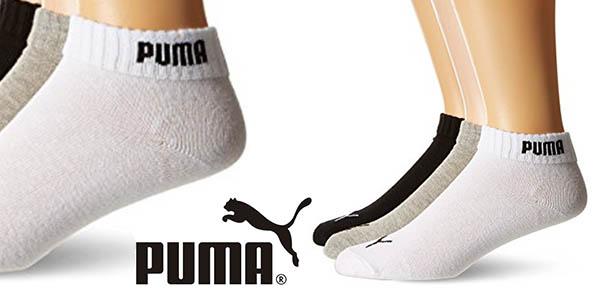 pack 6 pares calcetines puma baratos