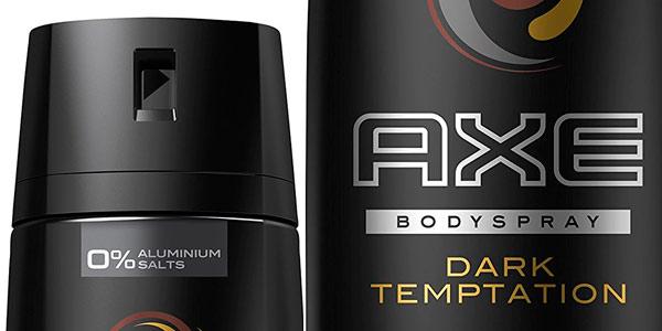 pack 6 desodorantes Axe Dark Temptation barato
