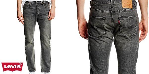 Hombre Para Jouvf Talla Pantalones Levi´s Developing L Grises Zqwp41qxt7
