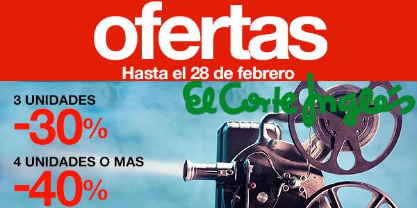 promoción cine y series ECI enero 2017