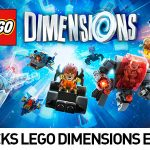 3x2 Packs Lego Dimensions