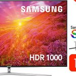 Smart TV Samsung UE55KS8000 4K HDR