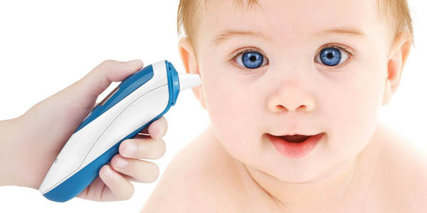 Termómetro de oído barato