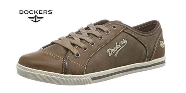 Zapatos marrones Dockers para mujer  modelo Calzado Deportivo Para Mujer STONEFLY TRAVEL 11 CALF VEG Negro  talla 33 Calzado deportivo para mujer  Color Azul Ep1bvo