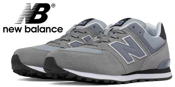 bambas new balance hombres 574