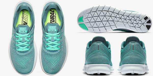 f570dd3485c8e Chollazo zapatillas de running Nike Free RN por sólo 61