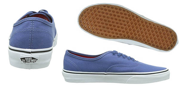 zapatillas Vans Authentic de diseño clásico chollo