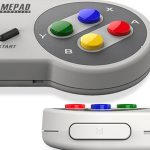 Super Nintendo Gamepad oficial Bluetooth de calidad
