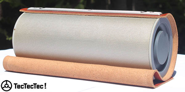 Altavoz bluetooth portátil TecTecTec Ölisten 2