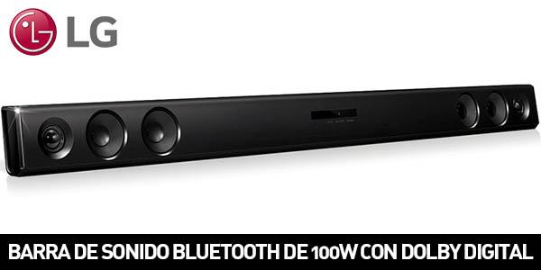 Barra de sonido LG LAS260B Bluetooth