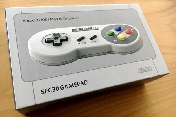 Mando Super Nes Bluetooth Mac PC