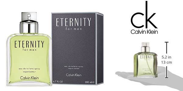 Calvin Klein Eternity Men 200 ml vaporizador oferta