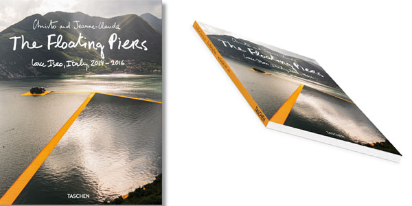 The Floating Piers Libro Taschen