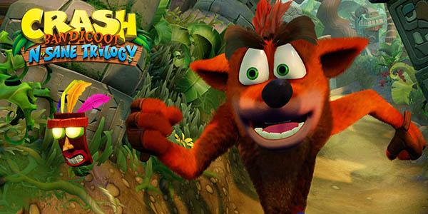 Crash Bandicoot: N. Sane Trilogy para PC Steam, PS4, Xbox One y Switch
