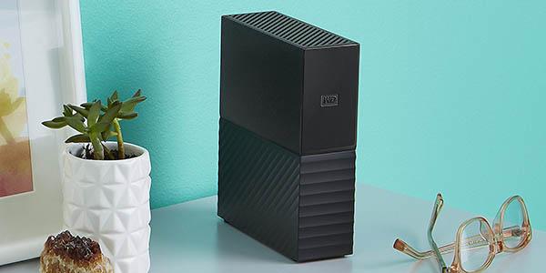 """WD My Book de 8TB (3.5"""" y USB 3.0)"""