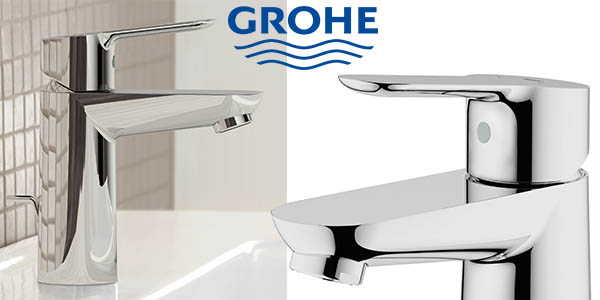 chollazo grifo grohe start edge por s lo 44 99 con env o gratis calidad precio espectacular. Black Bedroom Furniture Sets. Home Design Ideas