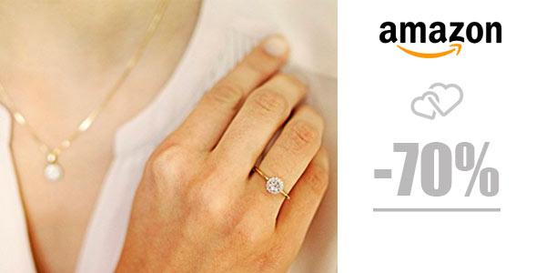 a2a9f223fc81 SÓLO HOY  Hasta un 70% de descuento y más en una selección de joyas ...