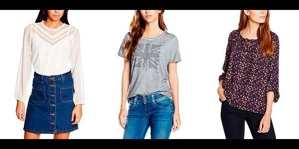 estilo actualizado muy baratas excepcional gama de estilos y colores Hasta -50% de descuento en una gran selección de blusas y ...